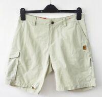 FJALLRAVEN Karla MT Shorts Size 36 Womens W30 Hiking Cargo Trekking Walking XS S