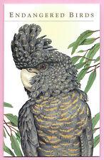 AUSTRALIA 1998 Presentation Stamp Pack - ENDANGERED BIRDS  - MNH  M/sheets
