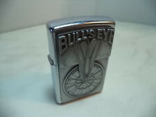 ZIPPO  ACCENDINO  LIGHTER BULL'S EYE  EMBLEM  207 BS NEW NUOVO