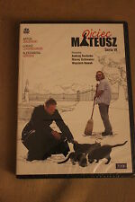 Ojciec Mateusz. Seria 6 (DVD) - POLISH RELEASE SEALED SERIAL POLSKI