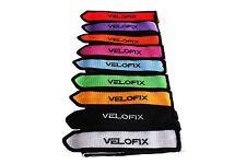 HIGH QUALITY pedal straps track fixie fixed MTB nylon urban bicycle polo velkro