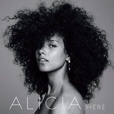 ALICIA KEYS Here CD BRAND NEW A$AP Rocky NAS Bonus Tracks