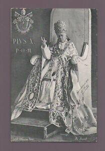 Der Papst Pie X (K8274)