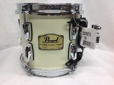 "Pearl Session Studio Classic 8"" Mounted Tom/Antique Ivory/Finish #106/New"