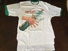 "Vintage original Shake it Up tee Salem "" The Refreshest"" t-shirt Large"