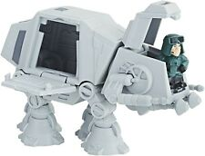 Star Wars Micro Force Sw ATAT with ATAT Commander Vehicle - FREE SHIP