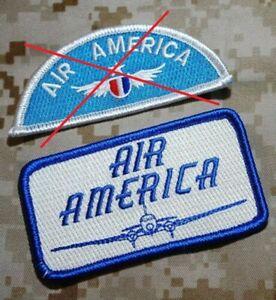"""Vietnam Nam Era Cia Sp Ops Vol Services Air Amérique Repasser 3.5 """" DC-3"""
