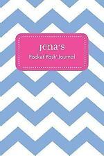 Jena's Pocket Posh Journal, Chevron (2016, Paperback)