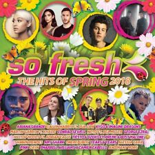 VARIOUS - SO FRESH: THE HITS OF SPRING 2018 (CD)