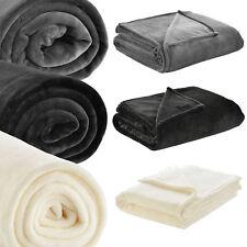[neu.haus]® Kuscheldecke Tagesdecke Sofadecke Wohndecke Sofaüberwurf Decke