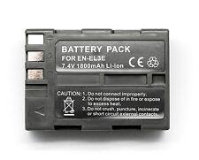 Battery EN-EL3e ENEL3E for Nikon D100 D200 D300 D300S D700 D70 D70S D80 D90