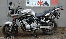 Yamaha FZS1000 Fazer Whole-welded Luggage Rack System Black Mmoto