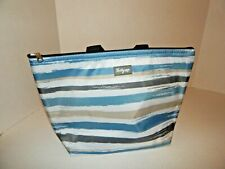Beautiful Blue Wave Insulated Tote Lunch Bag w/ Handles - Authentic THIRTY-ONE