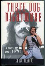 Three Dog Nightmare, The Chuck Negron Story - (hb,dj,1st ed,signed, extras)