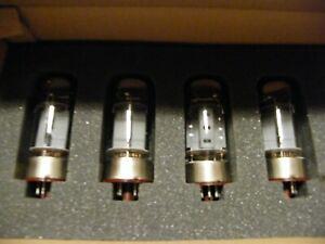 Octave SED 6550 C Quartett Röhren aus RE280 Endstufe