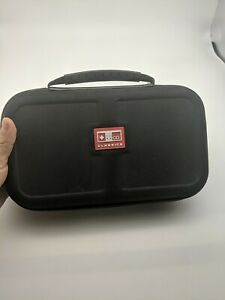 Official Nintendo Switch Deluxe Travel Case Pokemon Splatoon 2 Super Mario Zelda
