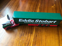 Eddie Stobart Corgi Model Toy Diecast Cab and Trailer
