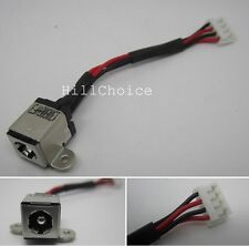 DC Power Port Jack Socket and Cable Wire For Toshiba Satellite L40 Laptop - NEW