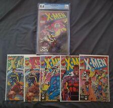 Uncanny X-Men #248 .Plus 5 Other First Issue X-Men Comics!!!! Fire 🔥