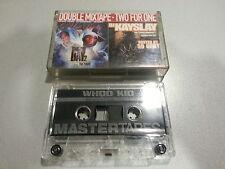 DJ WHOO KID / DJ KAYSLAY - Smoking Day 2 / The Streetsweeper (Tape) MASTER TAPES