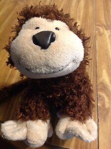 ganz webkinz plush cheeky monkey