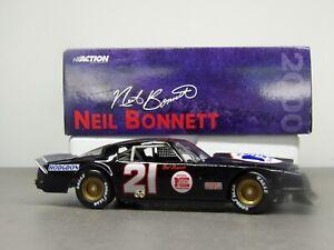 2000 Neil Bonnett 1981 Hodgdon Camaro 1/24 Action NASCAR Diecast