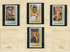 Granada Granadina Pintura Picasso Serie del año 1981 (ES-167)