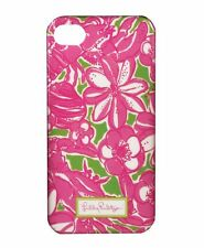 LILLY PULITZER IPhone 5 CORONADO CRAB Mobile Cell Phone Pink Cover TPU Case NEW