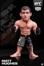 MATT HUGHES ULTIMATE COLLECTORS SERIES 12.5 LIMITED EDITION ROUND 5 UFC FIGURE