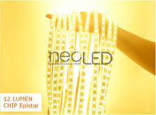 Striscia LED Strip Bianco Caldo 2900k 5m 5050 300 LED Chip EPISTAR Impermeabile