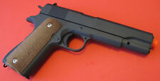 Metal 1911 Style Airsoft Spring Pistol Shoot Hard up to 340 FPS