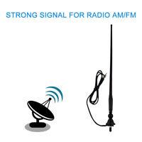Boat Radio Antenna Marine Gauge Style MP3/AM/FM Waterproof Boat Stereo UTV Car