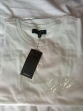 Men's BNWT Plain White Tshirt, Short Sleeves, Size S, From New Look