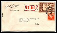 GP GOLDPATH: CARIBBEAN COUNTRY COVER AIR MAIL _CV523_P22