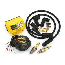 Accel SIMPLE FEU Ignition complet pour Harley - Davidson, pelle mécanique, EVO ,