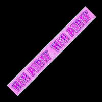9ft New Hen Night Party Bridal Shower Banner Wall Party Decorations FAST SHIPPIN