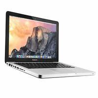 "Apple MacBook Pro 13.3"" Intel Core i5 2.50GHz 8GB RAM 1TB HDD Mid 2012 OS Mojave"