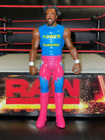 RARE WWE Mattel action figure TOUGH TALKERS KOFI KINGSTON toy Wrestling VOICE