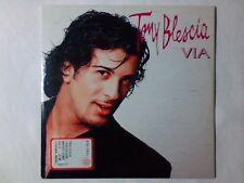 TONY BLESCIA Via cd singolo PR0M0 RARISSIMO