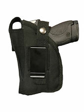Nylon Gun Holster for Walther P-5, P-22, PK380 with Laser