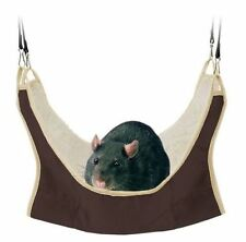 Trixie Large Rat Small Rodent Hanging Hammock Cage 88 × 30 × 30 cm (62692)