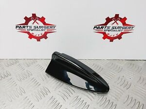 BMW X1 E84 AERIAL ROOF ANTENNA SHARK FIN IN BLACK / 668