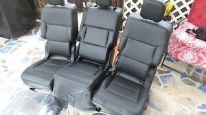 2020 FORD EXPLORER REAR SEAT SET OEM (NO SHIPPING, PICKUP spring, TX 77379)