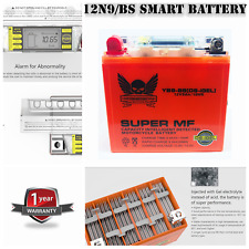 12V 9Ah Motorcycle LCD Gel Battery Honda CL200 CB175 CM200T CM250C VTR250 CH125