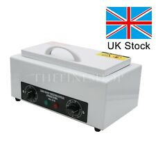 Dental Autoclave Sterilizer Magnifier Dry Hot Air Tools for Nail Clinic Salon UK