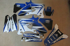 FLU DESIGNS PTS2 TEAM SERIES GRAPHICS YAMAHA YZ250F YZ450F YZF250 2003 2004