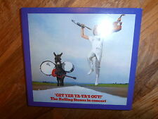 THE ROLLING STONES GET YER YA-YA'S OUT! 2002 ABKCO REC. SACD DIGIPACK US IMPORT