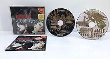 Dreamcast-Biohazard Code Veronica-NTSC JAP - 46#