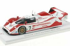 Articoli di modellismo statico Spark per Toyota