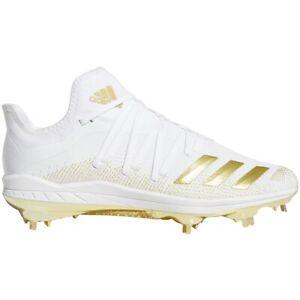 adidas Special Edition Afterburner 6 Gold Men's Baseball Cleats